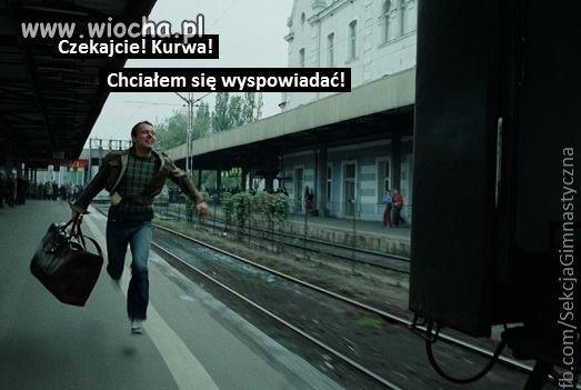Małopolskie koleje