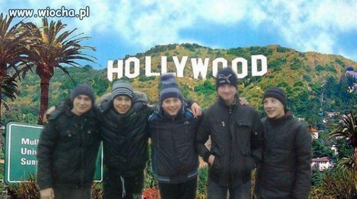 Zimno w tym Hollywood