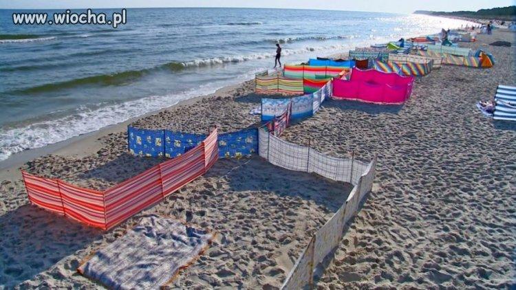 Wynajmę miejsca na plaży w Kołobrzegu i okolicach
