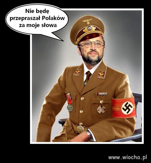 Prawdziwy Niemiec z tego Schulza