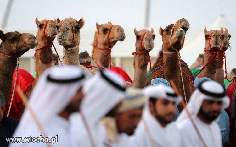 Botox na konkursie piękności w Arabii Saudyjskiej