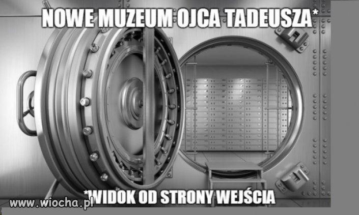 Nowe muzeum Rydzyka