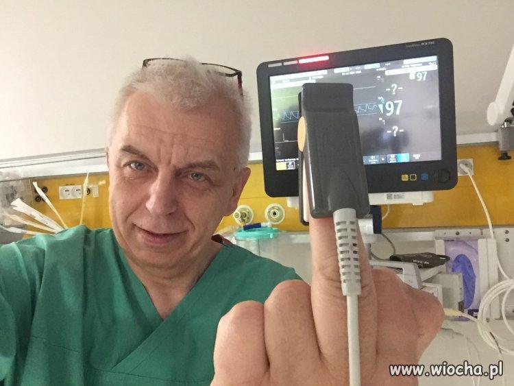 Lekarze onkologii