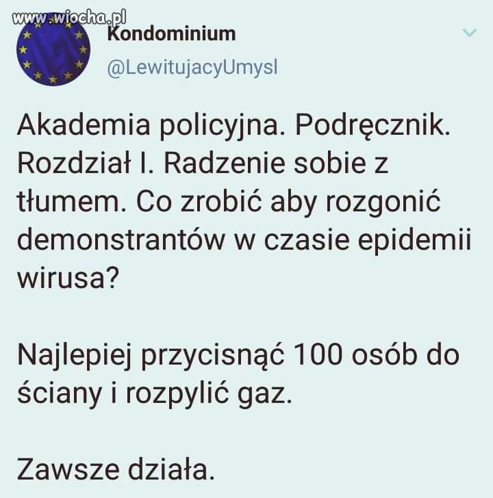 Akademia policyjna .