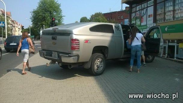 Mistrz parkowania Zgorzelec