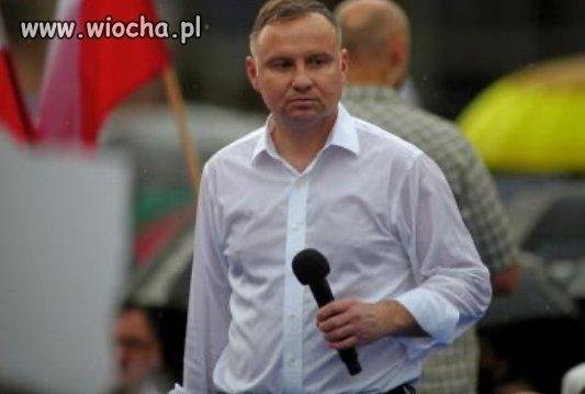 Polityczny Zenek w trasie...