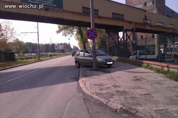 Mistrz Parkowania...