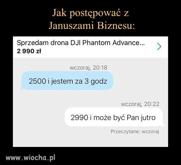 Janusz biznesu...