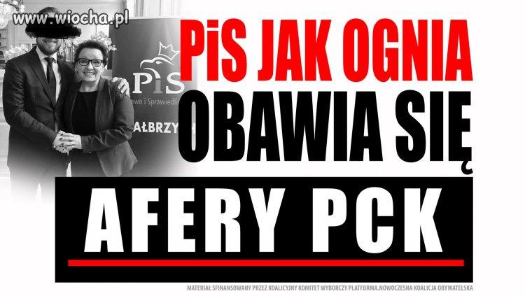Pieniądze z Polskiego Czerwonego Krzyża miały zasilać