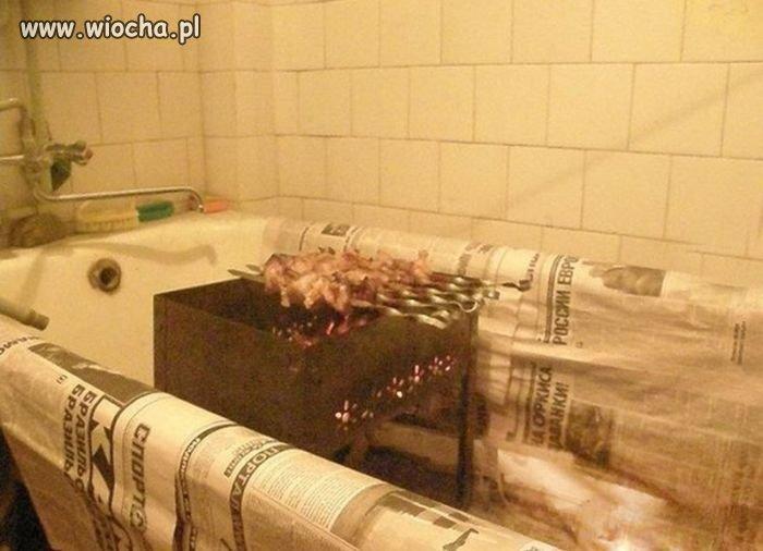 Domowe grilowanie