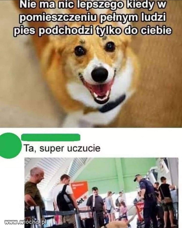 Super uczucie.