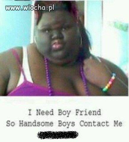 Dziewczyna w potrzebie