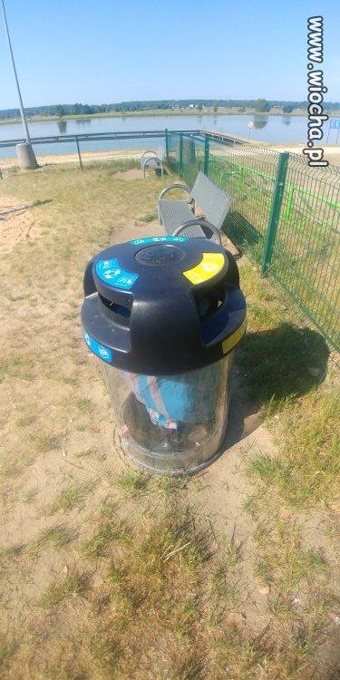 Sortowanie śmieci w Siedlcach