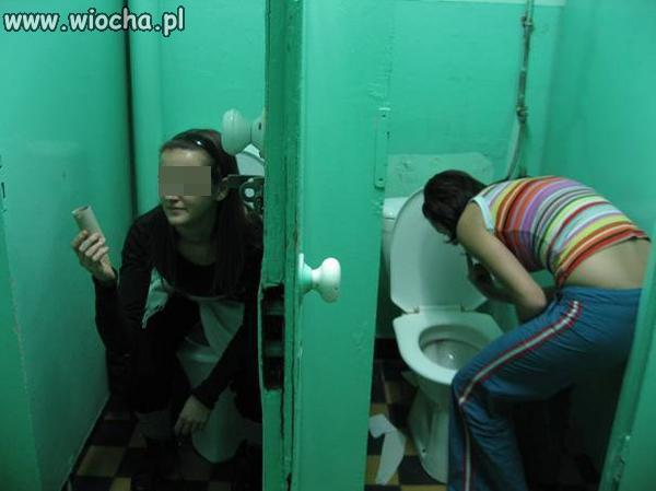 Szkolne WC