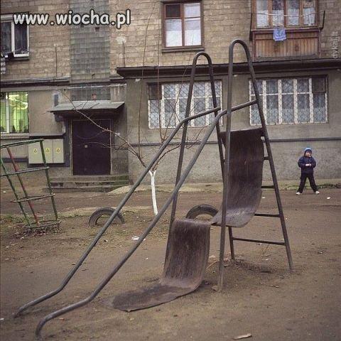 Plac zabaw w Polsce