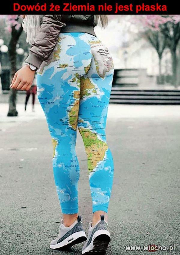 Nigdy nie przepadałem za Geografią...