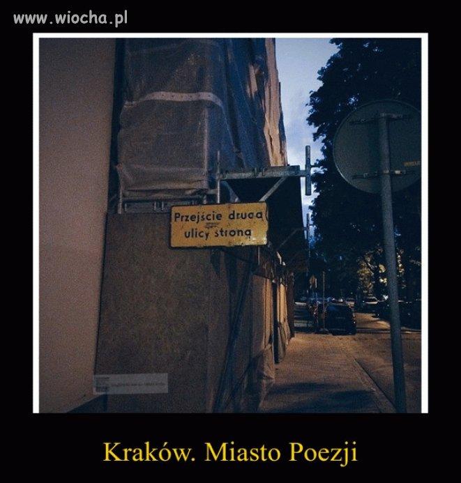 Miasto poezji