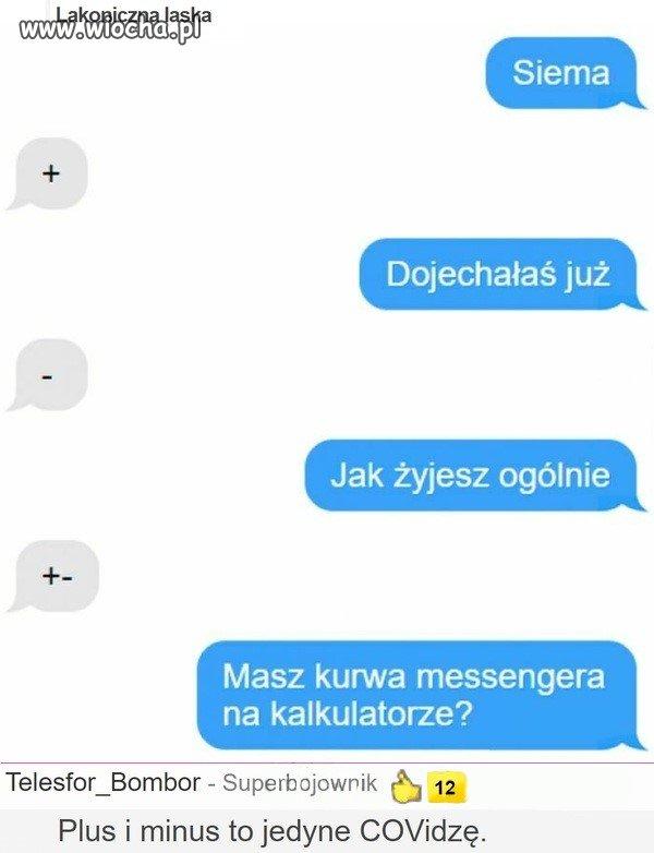 Lakoniczna rozmowa