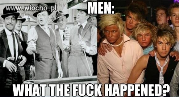 Gdzie Ci prawdziwi faceci?