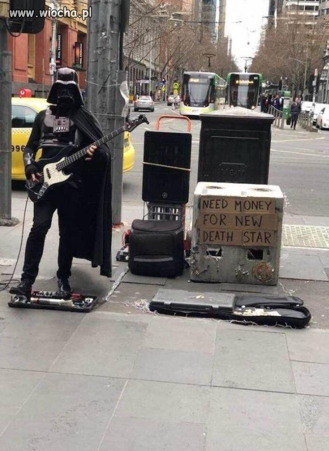 Będzie rockowa gwiazda śmierci