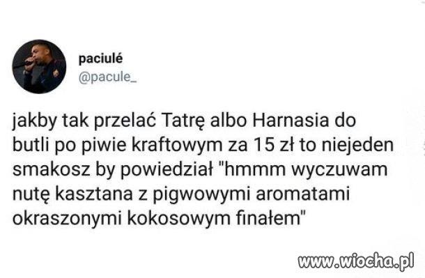 Tatrę albo Harnasia