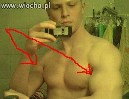 Ale mam biceps