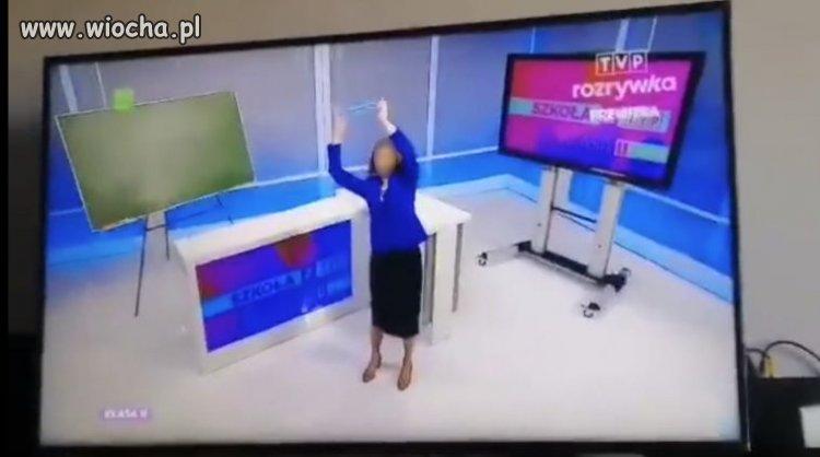 Gimnastyka w TVP