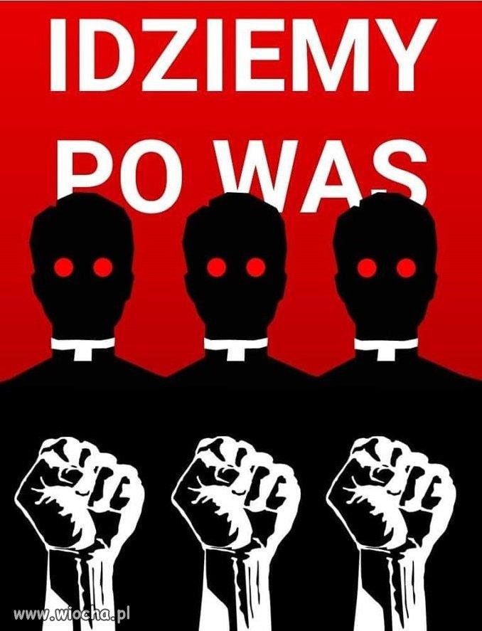 Pedofile i ich obrońcy z czarnej mafii.
