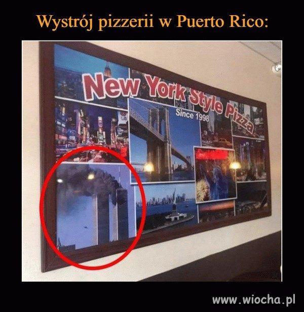 W pewnej pizzerii
