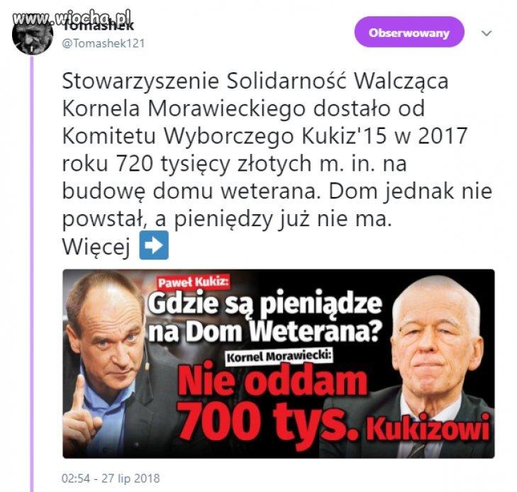 Teraz stary Morawiecki dostał 300tyś od rządu