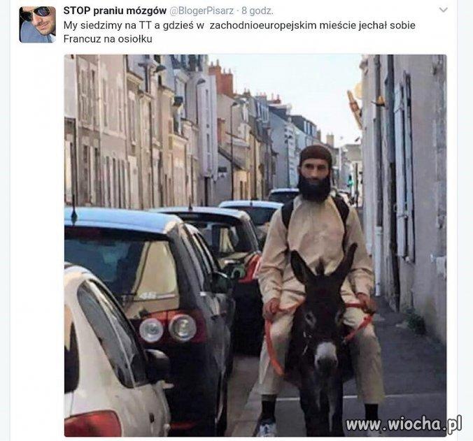 Typowy Francuz