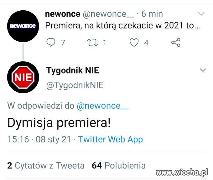 Premiera 2021