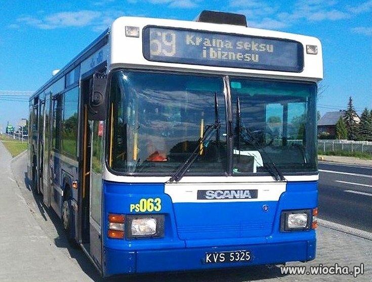 Autobus do raju!