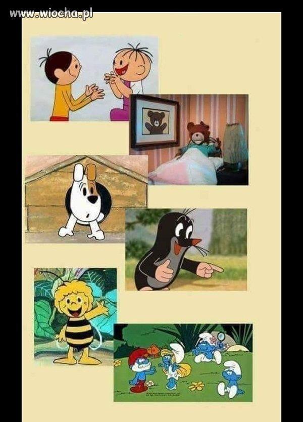 Kto oglądał i pamięta?