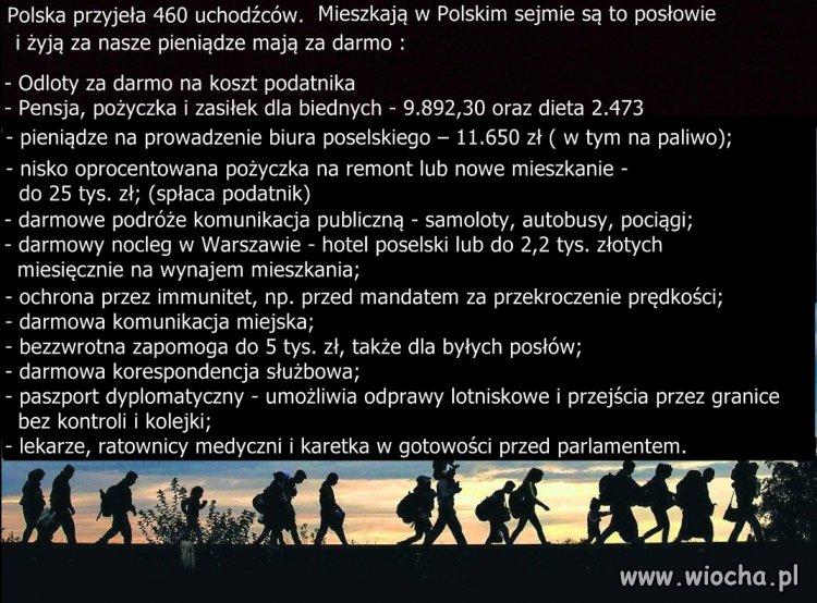 Polacy Przyjęli Już