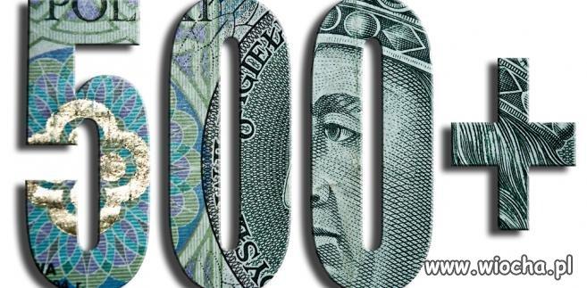 PO chce odebrać 500 plus bezrobotnym rodzicom