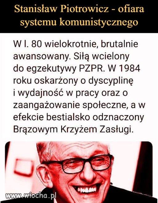 Ofiara systemu komunistycznego