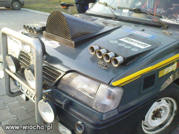Prawie jak WRC