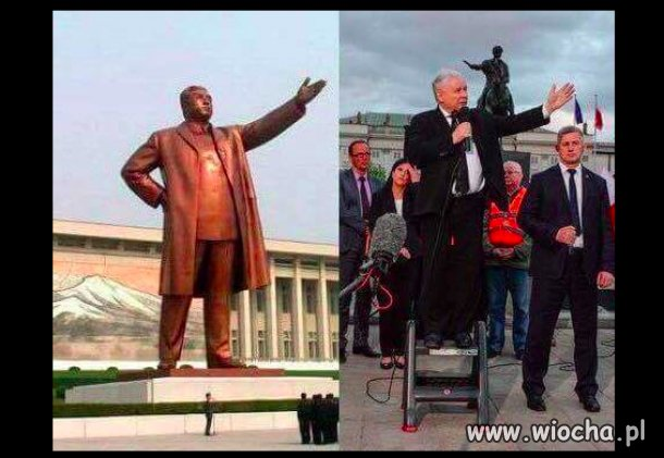 Dyktator i dyktatorek