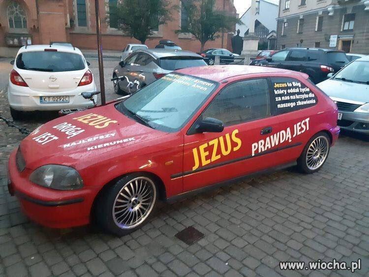 Reklama Jezusa