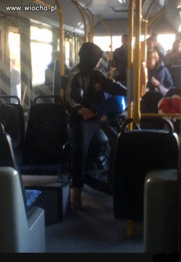 Skuterem do autobusu?