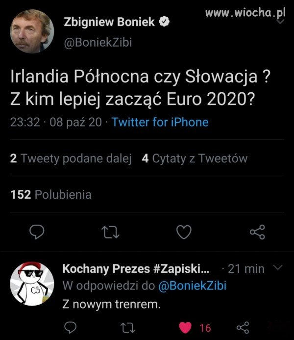 Stan polskiej reprezentacji