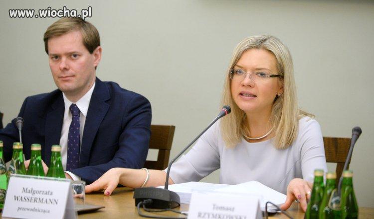 Fiasko komisji M.Wassermann