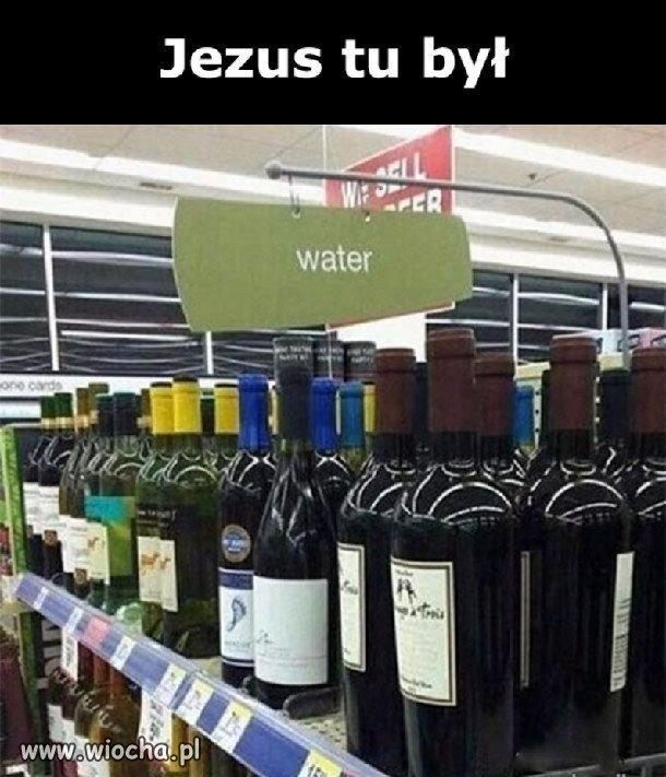 Jezus tu był