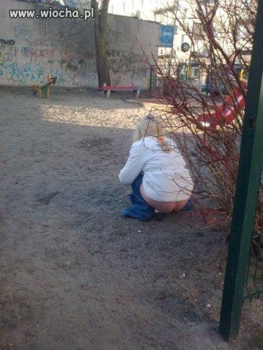 Plac zabaw dla dzieci...