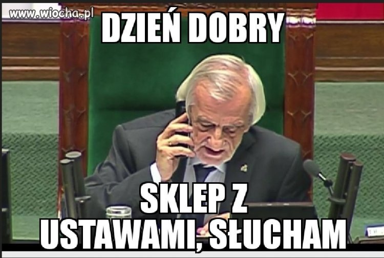 Sejm według PiS