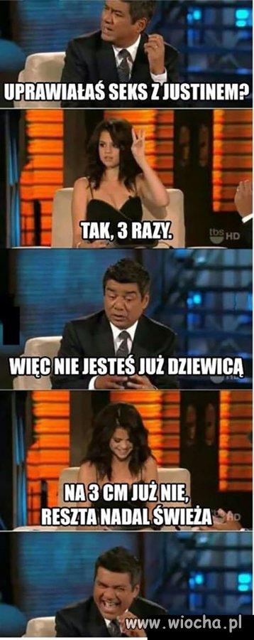 Szczera Selena...
