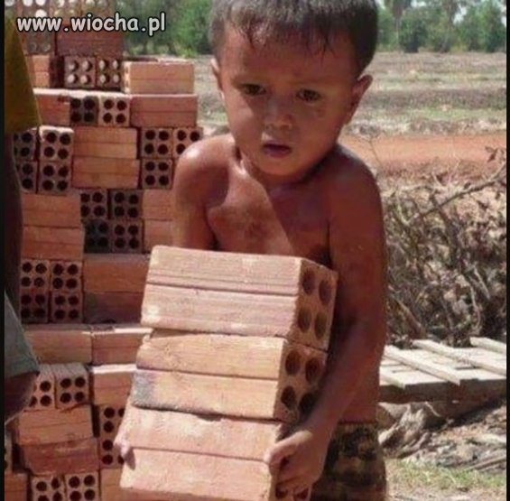 Praca dzieci