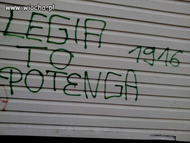 Polska wiocha.