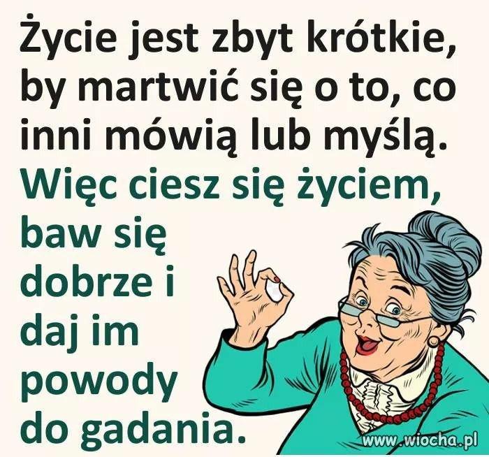 Mądrości babci